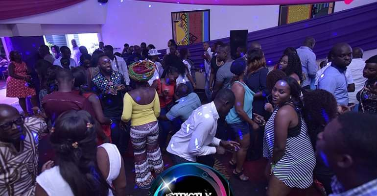 Hundreds Join Citi FM To Boogie The Night Away At #StrictlyComeDancing