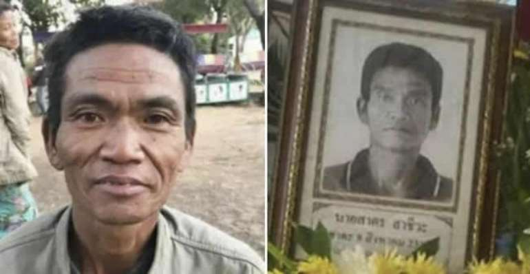 Cremated Man Returns Home After 7 Months