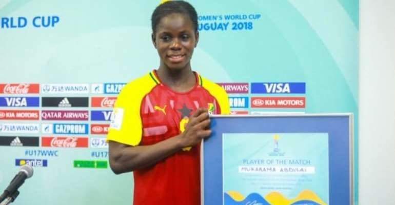 Mukarama, Others Out Of Africa Best Footballer Award