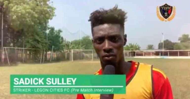 GPL: Legon Cities FC Will Whip Kotoko On Friday -  Saddick Sulley