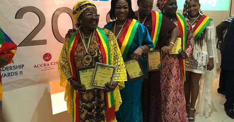 Otiko Djaba Ajudged CEO Of The Year