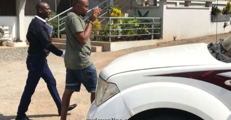 Journalist Dragged To Court For Impersonating Eugene Arhin To Help People Secure Auction Cars