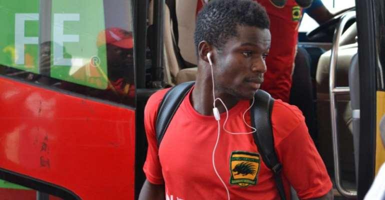 Former Kotoko Striker To Make A Return To Ghana Premier League? - Sources