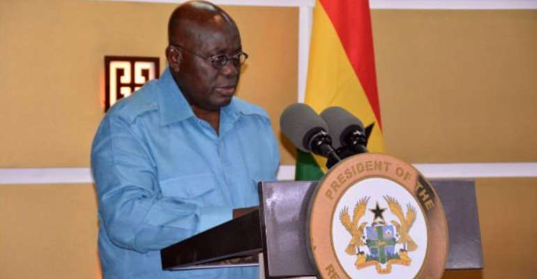 Akufo-Addo's Silence Over $100k Charge Worrying