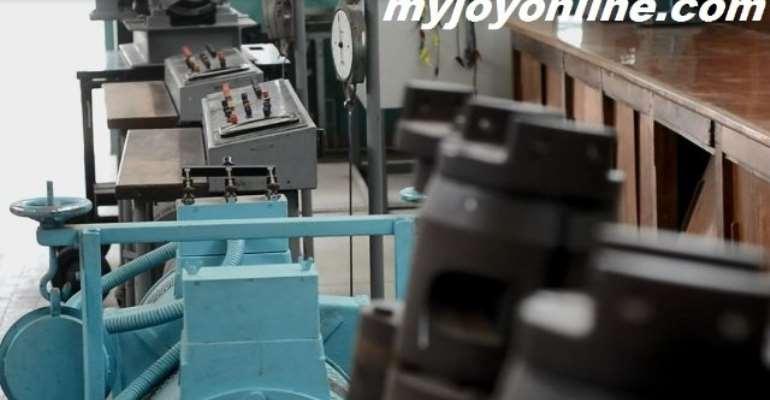 KNUST College Of Engineering Lacks Training Equipment