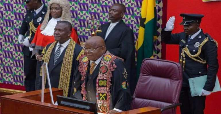 Parliamentary Proceedings Suspended Twice In 3 Days...Speaker Boils Up