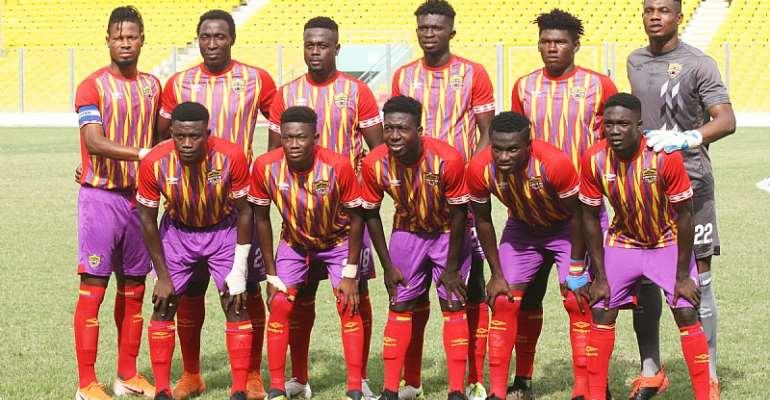 Hearts of Oak Ranked Ahead Of Asante Kotoko