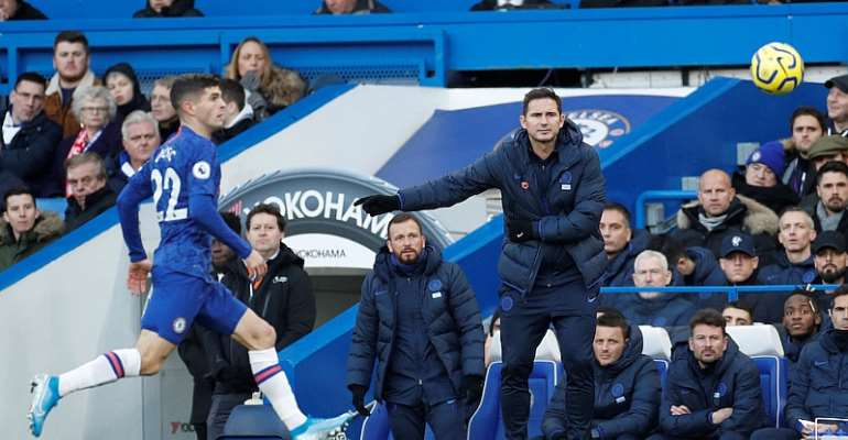 Lampard Seeks To Outwit Mourinho As Leicester Face Man City