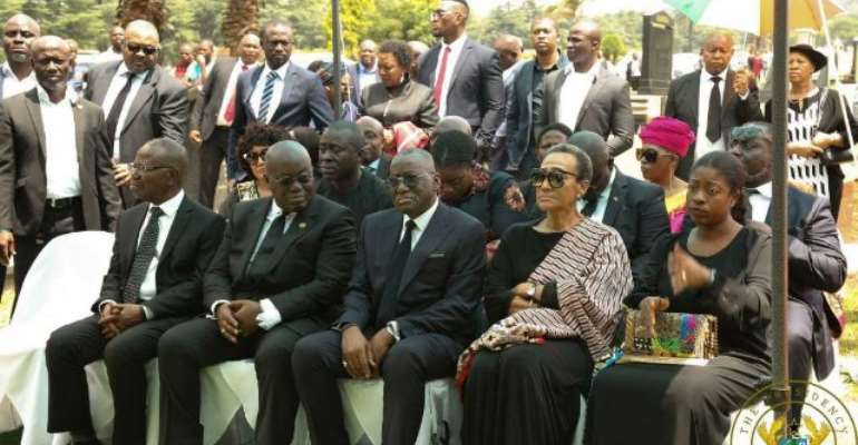 Gov't Justifies GH¢26,300 Expenditure On Funerals