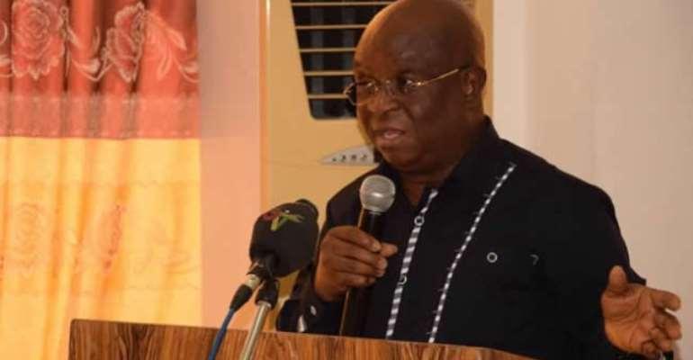 Minister touts government's achievements in Volta Region