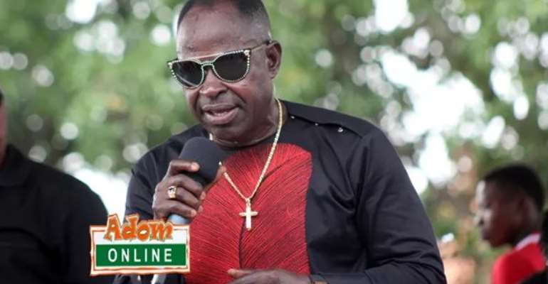 Amakye Dede To Rock Kwahu 'Bliss On The Hills' Music Festival