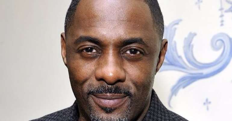 British Actor Idris Elba In Sierra Leone 'Homecoming'