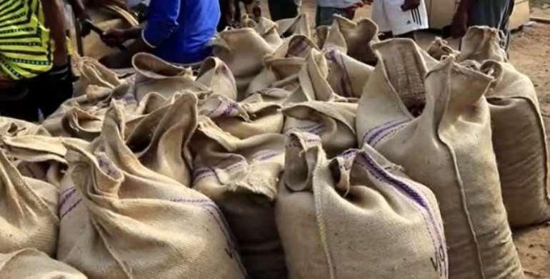Police Intercept Smuggled 51 Bags Of Cocoa