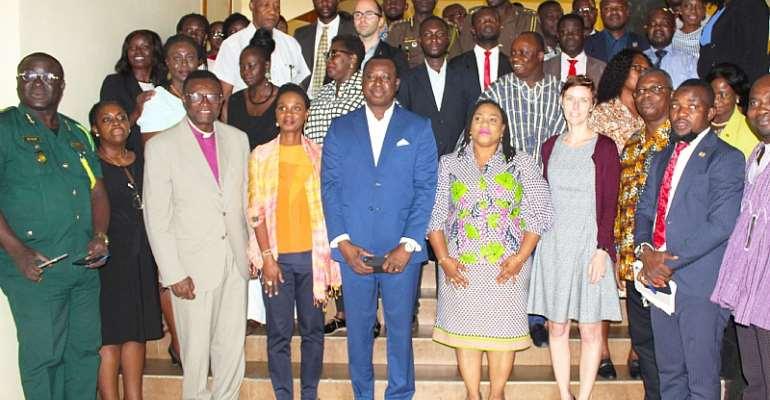 Ghana Marked 71st Anniversary of Universal Declaration of Human Rights With A Call On Stakeholders To Shun Corruption