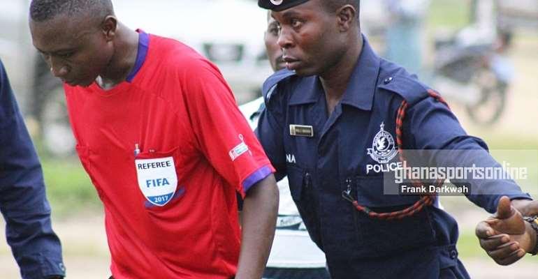 President Cup: Referee Latif Adaari To Take Charge Of Kotoko's Clash Against Hearts
