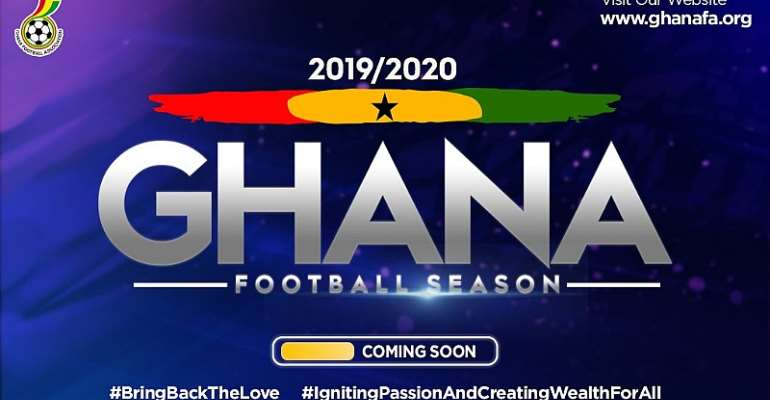 Watch Live: Launch Of 2019/2020 Ghana Football Season