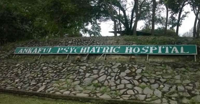 Ankaful hospital accounts safe missing