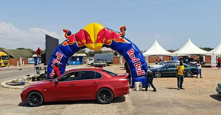 BMW  Club Ghana holds 3rd motorsports activities and blood donation