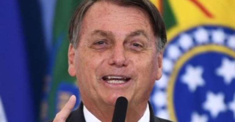 Vaccination rush 'not justified' — Brazil's Bolsonaro