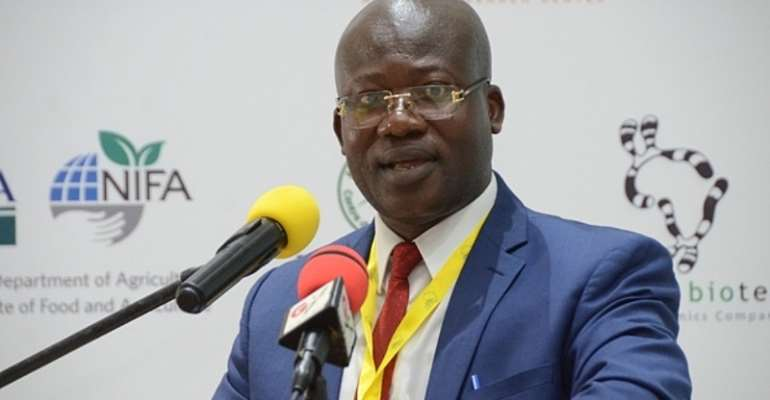 Prof. Eric Danquah To Serve On Board Of New $25m USAID Food Security Initiative