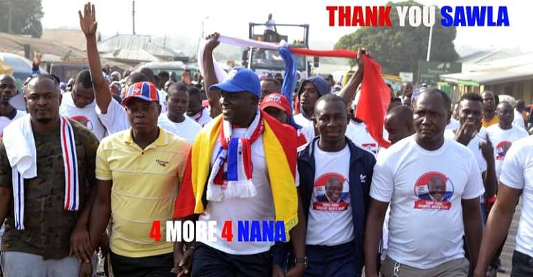 Work Hard To Retain NPP Government In Power—Youth Organiser