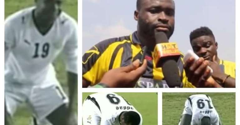 It Was Good I Missed My Penalty At The U-20 World Cup Final In 2009—Bright Addae