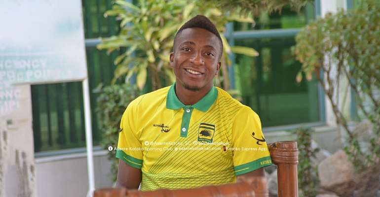 [Video] Felix Annan Previews Kotoko's Match Against Legon Cities FC