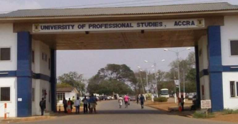 UPSA VC Wants Calm Over Alleged Death Prophesies Of Students