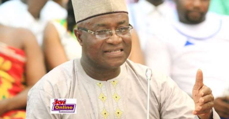 Special Initiatives Website Cost, Other Projects Too High---Mensah-Bonsu