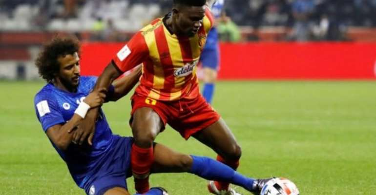 Kwame Bonsu, Third Ghanaian To Feature In Club World Cup, Talks About Experience