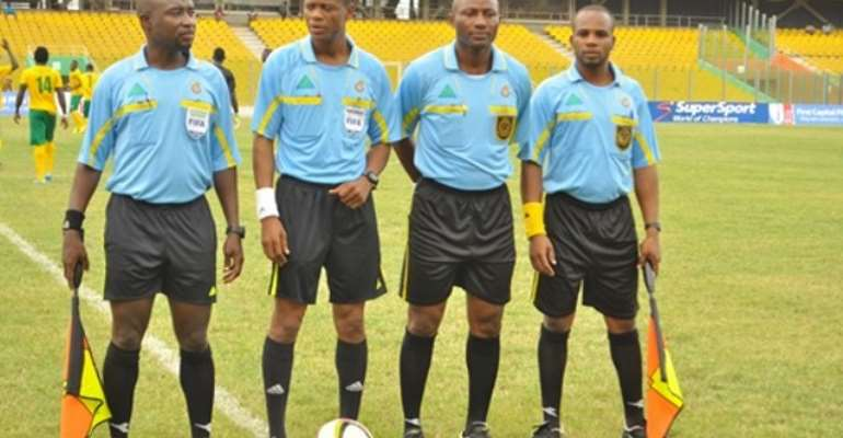 GFA To Secure Transportation And Accommodation For Referees