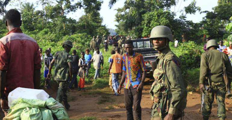 Ebola health workers under attack in Congo