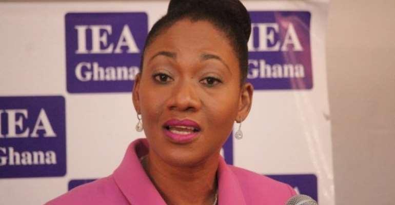 EC Chairperson, Jean Mensah