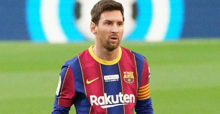 'Stress of playing with Messi too much for some players'