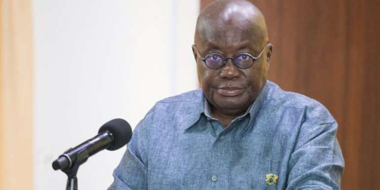 A blind man from the Bono Region writes to Akufo-Addo