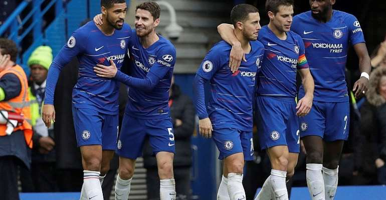 Chelsea Hold On To Beat Spirited Fulham
