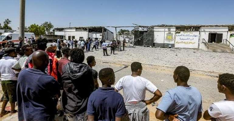 Mahmud TURKIA / AFP