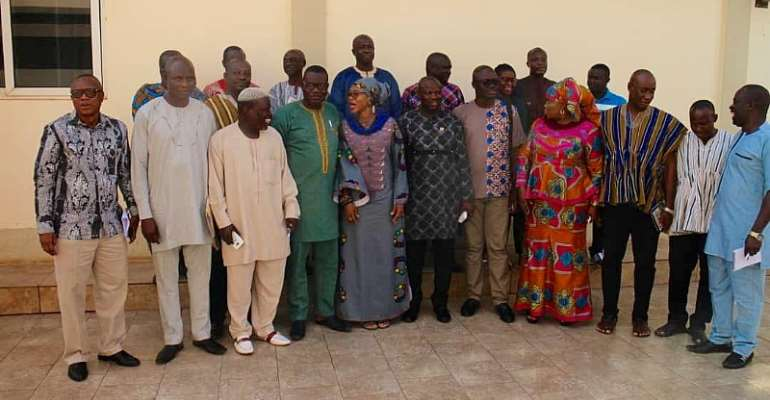 Northern Region MMDCEs Pledge To Support RTI Law
