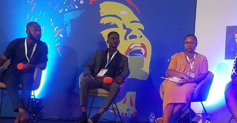 Apprise Music Founder, Sarkodie, Samini, Efya, Others Speaks At ACCES 2019
