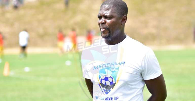 Medeama Is Well Prepare For Upcoming League Season – Coach Boadu