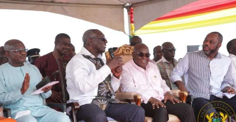 Gov't To Construct SHS To Honour Former President Kufour
