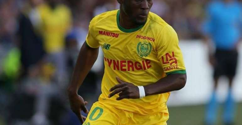 FC Nantes To Make A Shock Move For Majeed Waris In January