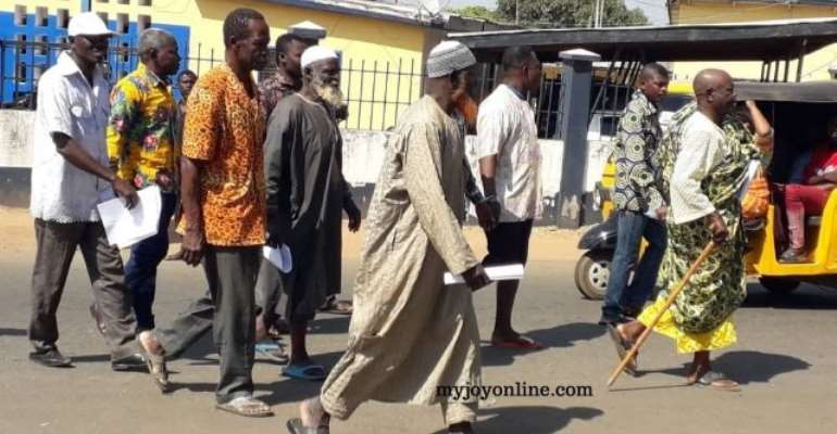 10 Western Togoland members remanded by Wa Circuit Court