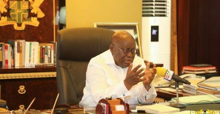 Akufo-Addo Criticised For Aborting Election Of MMDCEs Process