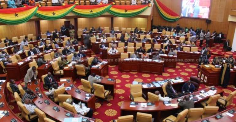 Government withdraws aborted referendum, 'MMDCEs election' bills from Parliament