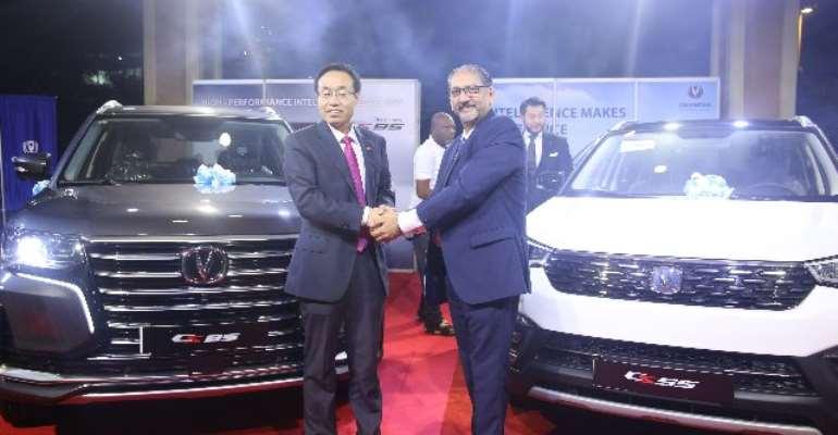 Stallion Motors unveils new Chinese vehicle
