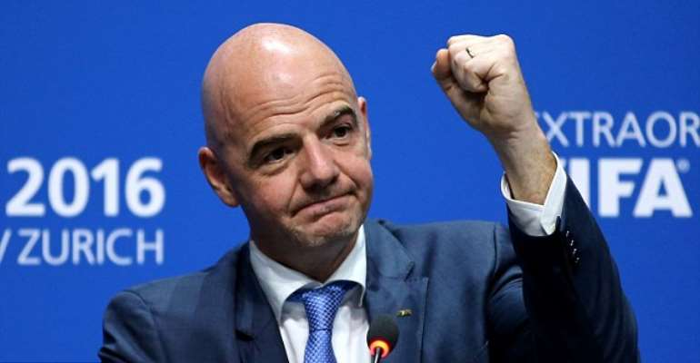 Why FIFA Wants To Create An African League?