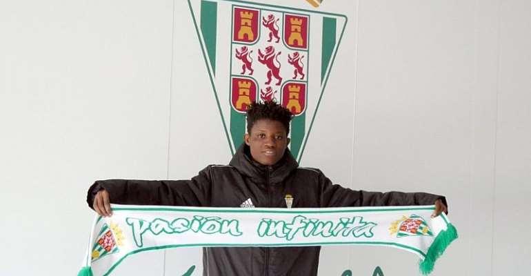 Black Princesses Midfielder Olivia Anokye Signs For Cordoba CF Femenino