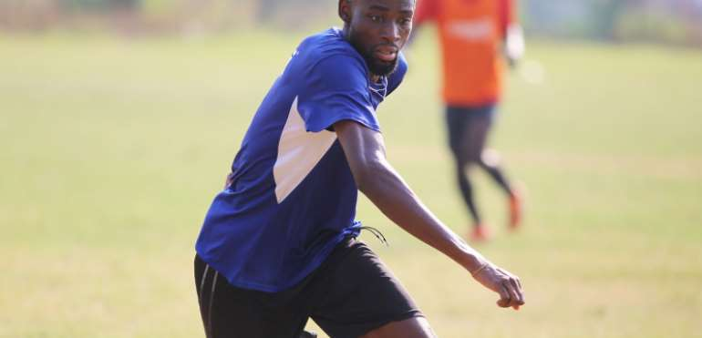 GHPL: Paul Abanga Insists Inter Allies Are Working Hard To Get Better