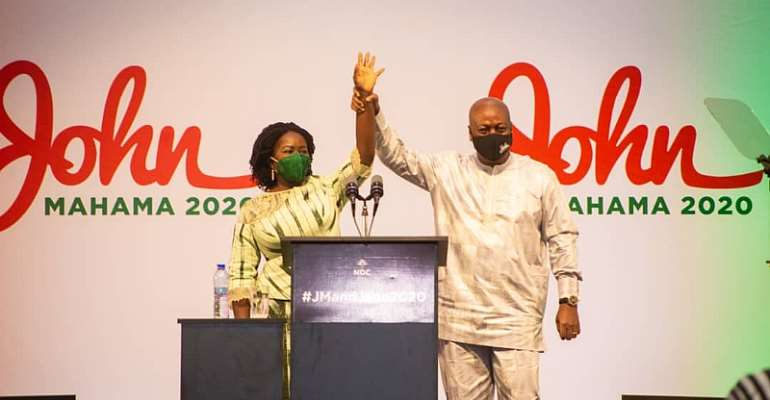 Wards of Farmers and Market Women Association endorses Mahama for his free University policy